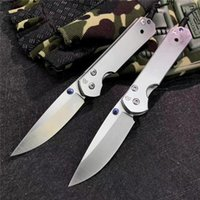 Chris Reeve knives CR Folding 5CR15MOV Blade EDC Outdoor Self defense Hunting camping Tactical KNIFES