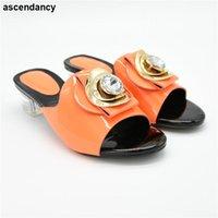 Dress Shoes Women Mid Heels Lady Wedding Shoe Comfortable Light Without Bag Pumps Super High Italian Woman