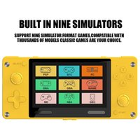 Retro Game Console 4.0 inch IPS Screen Handheld Console Android Portable Console With Built In Games Controller