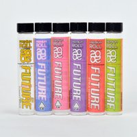 New arrival 2020 future pre rolls tube joints packaging with label and sticker Smoke-blunt rolls tube