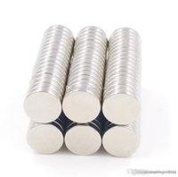 Двухбочный магнетизм N35 12 мм X1,5 мм сильные круглые магниты редкоземельные неодимовые магниты постоянные магниты 100 шт. / Лот
