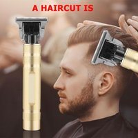 1 Set 3W Beards Trimmers USB Charging Barber Haircut Cutter ...