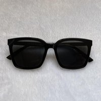 2021 Brand New Donne Designer Sunglasses Gentile Gentile Grande cornice Occhiali da sole Lady GM Vintage Monster Elegante Sunglass UV400 Tega