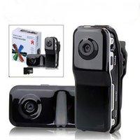 MD80 Mini DVR 720p HD Mini-caméra vidéo numérique enregistreur de mouvement de caméscope webcam micro caméra cam sport sport DV-vidéo avec support R20