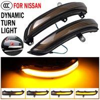 2 stücke Seitenspiegel LED Dynamische Umdrehungssignal Light Sequential für Nissan Teana J32 Maxima 2009 2009 2011 2012 2012 2013 2012 2012 2012