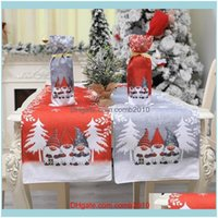 Christmas Festive Party Supplies & Gardenchristmas Swedish Gnome Table Runner Tablecloth Placemat Home Wedding Holiday Festival Decorations