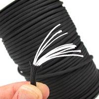 Gadgets ao ar livre 100m 9 strand núcleos de pára-quedas do pára-quedas 550 tipo paracord corda corda salvamento caminhadas de escalada tenda