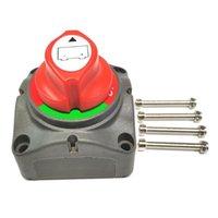 3 Позиция Отключить изолятор Master Switch 12-48V Батарея Срежьте выключатель Убить выключатель для автомобиля Автомобиль RV Лодка Морской