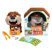 Divertido dogo cocodrilo tiburones novedad gags dinosaurio juego boca mordida dedo fama familia niño regalo juguete creativo truco juguetes interactivos
