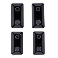 ESCAM V6 720P Smart Wireless WiFi Video Campanello da videocamera Campanello per interferenza Camera a infrarossi IP65 Sicurezza domestica impermeabile