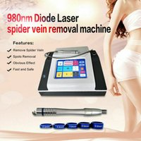 Blood Vessels Vascular Remover Treatment Spider Vein Removal machine 980nm Diode Laser Face Care Beauty Salon