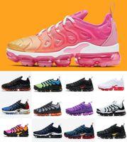 2021 Tn Plus Rainbow Laufschuhe Herren Hummel True Traube Triple Black White Designer Schuhe Womens USA Spiel Royal Sports TN Turnschuhe
