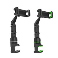 Cell Phone Mounts & Holders Rearview Mirror Holder Adjustable Driving Recorder Mount Video Shooting For Car Auto Super Flexible