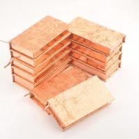 Pestañas falsas al por mayor Equipo de pestañas caja de embalaje cajas de pestañas paquete personalizado rectángulo magnético brillo visón pestañas maquillaje caja de almacenamiento vendedores