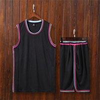 Best Selling Costume Basketball Jersey Mulheres Ventilação Juvenil Treinamento de Basquete Campo Jersey Match Training Treinamento Homens Jersey