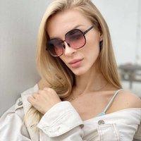 2020 جديد برغي أقل رقاقة الصلب ic نظارات الرجال B95 مربع النظارات الشمسية النظارات الشمسية الربيع الساق