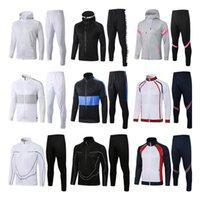 2022 Qualidade Tailandesa Qualidade Jersey Men Kits Kits Camisetas Fúltbol Maillot Futbol Camisa de Futebol Futebol Uniforme