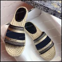 Mens Womens Sandals Luxurys Designers Shoes 2021 Chinelos Plataforma Flat Roma Sandálias Mulheres Designers Flat Slides Flip Flops Slipper