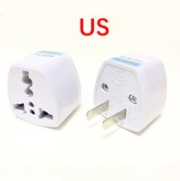 Universal Travel Adapter Charger AU US EU to UK Power Socket Plug AdapterS Converter 3 Pin AC Adaptor Connector
