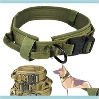 Caps Headwears Athletic As Sports & Outdoorsrubrab Tactical Dog Collar Military Nylon Necklace Outdoor Training Collars For Large And Small