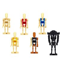 Battle Robot Building Toy Sets Movie Mini Minifig Brick Blocks Gift Toys Children