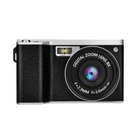 الكاميرا الرقمية المهنية للتصوير الفوتوغرافي 24 مليون بكسل زاوية واسعة HD IPS IPS 4.0 بوصة الصحافة شاشة DSLR صورة كاميرا