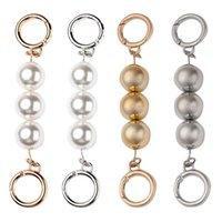 Bag Parts & Accessories 1Pc Women Purse Wallet Holder Handle Pearl Pendant Chain Fashion Shoulder Extension Decorative Handbag