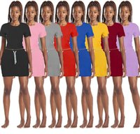 Women's Tracksuits Womens Ruffle Short Pajamas Set Sleeve Tops Shorts Plus Size Solid Color Nightwear Summer Sleepwear