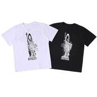Tops 2021 Erkek Kadın Tasarımcılar T Gömlek Moda Erkek S Casual Gömlek Adam Giyim Sokak Tasarımcısı Tees Şort Kollu Giysi Tişörtleri 21ss