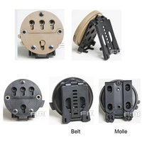 Cycling Helmets Gc Holster Backplane Belt FMA   Molle Hunting Adapter Gun Accessories