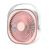 Electric Fans Mini Personal Fan For Travel Home And Office Use (Strong Wind, Adjustable Angle)