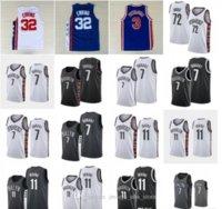 Spread-love 72 Biggie Basketball Jersey Julius 32 Erving Drazen 3 Cama Petrovic Stuy 11 Irving Kevin 7 Durant City Camiseta Notícias