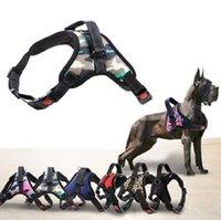 Arnés de pecho de perro de mascota ajustable con conjunto de correa Cat Harness Chaleco reflectante y transpirable para el chaleco de arnés de perros pequeño y grande