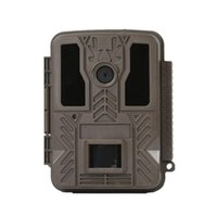 Cameras Mini Trail Camera 5MP 1080P Game Waterproof Wildlife Scouting Hunting Cam With 60° Wide Angle Lens