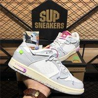 En Kaliteli Erkek Kadın Dunks Düşük Tasarımcı Spor Koşu Ayakkabıları Siyah Beyaz 50 TS Meyafız Gecesi Tıknaz Dunky Ayılar Garip Aşk UNC Erkek Yumuşak Eğitmenler Sneakers
