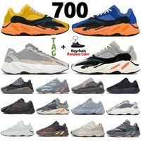 Schuhe 700 Running Shoes Cream Sun Bright Blue Vanta Mauve Inertia Azael Azareth Static Analog Tephra women sports Runner outdoor mens trainers sneakers 36-46
