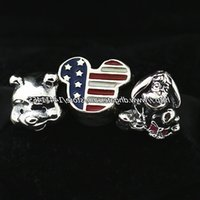 DIY Jewelry 925 Sterling Silver Charms Bead Set with Original Box Fits European Pandora Jewelry Bracelets-DS050