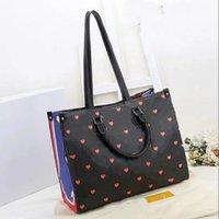 LVLOUISBAGLVVITTON Bags NEW Classic Designer Womens Handbags Tote Fashion PU Female Clutch IM4B Leather Shoulder Ladies Flower Com