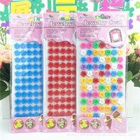 Children's Button Stickers, Mobile Phone Decorations, Diy Materials, Creative Cartoon Stickers