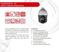DS-2DE4425IW-DE 4-дюймовый 4 MP 25x Powered от Darkfighter Ir Seepe Speed ​​Dome Camera