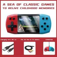 Video game console 3.0 inch screen AV output to TV gaming arcade videogames build in 620 classic games consolas de videojuegos