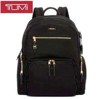 تومي تومينو حقيبة الظهر 196300 نايلون مع حقيبة سعة كبيرة للماء الكمبيوتر حقيبة السفر حقيبة