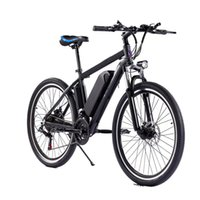 [US EU Direct] Electric Bicycle M103 250W Moped MTB 26 Inch E-Bike Disc Brake 10AH 48V 25KM H Max Speed 70KM Mountain Cycling Bike with High Quality