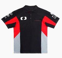 2021Moto Neue Maschinenteam Uniform Racing Culture T-Shirt Casual Poloshirt Motorrad Reiten Kurzarm