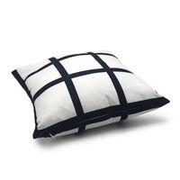 9 Панельная подушка для подушки Сублимационные пустые подушки подушки новая прибытие полиэстер подушка горячей передачи печати DIY персонализированный подарок 40 * 40см 100 S2