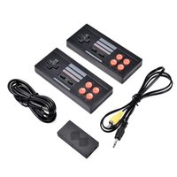 Portable Game Players Video Console Retro Convenient Wirless Games Controller With Built In 620 Classic Machine Appropriate