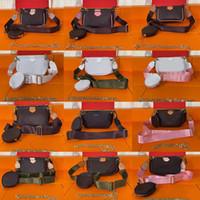 2021 Designer de marca Bags Multi Pochette Accessoires Bolsas Mulheres Mini Favorito 3 Pcs Set Combinação Luxo Crossbody Bag