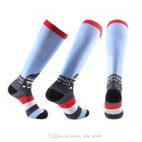 21 Calcetines de compresión anti-fatiga unisex Hombres Mujeres Ajuste Correr, Atlético, Alivio de piernas Medias de Presión de Dolor Fitness Deporte Calcetines