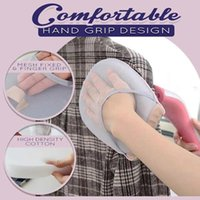 Одноразовые перчатки Handheld Гладильная прокладка Мини Термостойкая перчатка для домашней одежды Одежда для одежды Паровая плавание Железное стойка Держатель