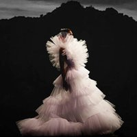 Sexy white 2021 Prom Dresses V Neck Long Sleeve Kimono Robe Maternity Dress Evening Gowns Bridal Sleepwear